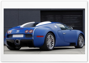 Bugatti Super Car HD Wide Wallpaper for Widescreen