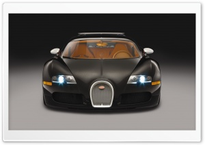 Bugatti Super Car 2 HD Wide Wallpaper for Widescreen