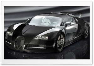 Bugatti Super Car 5 HD Wide Wallpaper for Widescreen