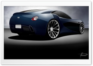 Bugatti Super Cars 12 HD Wide Wallpaper for Widescreen