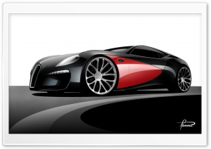 Bugatti Super Cars 19 HD Wide Wallpaper for Widescreen
