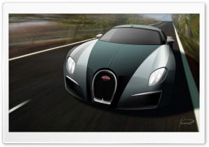 Bugatti Super Cars 20 HD Wide Wallpaper for Widescreen
