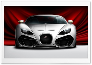 Bugatti Venom Concept by Volado Design HD Wide Wallpaper for Widescreen