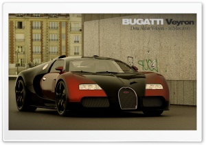 Bugatti Veyron Ultra HD Wallpaper for 4K UHD Widescreen desktop, tablet & smartphone