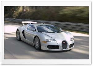 Bugatti Veyron 3 HD Wide Wallpaper for Widescreen