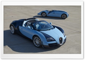 Bugatti Veyron Jean-Pierre Wimille 2013 HD Wide Wallpaper for Widescreen