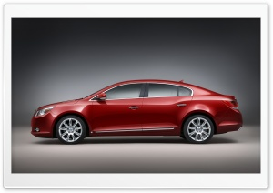 Buick LaCrosse HD Wide Wallpaper for Widescreen