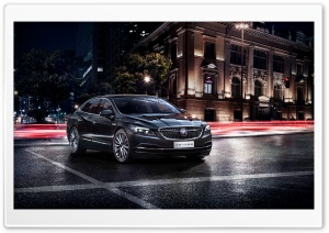 Buick LaCrosse Ultra HD Wallpaper for 4K UHD Widescreen desktop, tablet & smartphone
