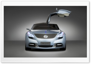 Buick Riviera Concept 2 HD Wide Wallpaper for Widescreen