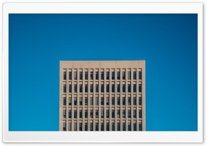 Building, Blue Sky HD Wide Wallpaper for Widescreen