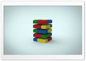 Building Bricks HD Wide Wallpaper for 4K UHD Widescreen desktop & smartphone