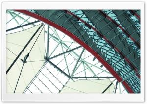 Building Ceiling Ultra HD Wallpaper for 4K UHD Widescreen desktop, tablet & smartphone