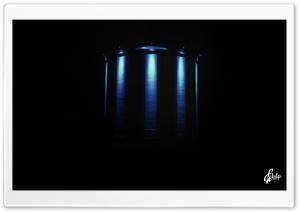 Building, Dark, Blue Light - AHMED AZIz Ultra HD Wallpaper for 4K UHD Widescreen desktop, tablet & smartphone