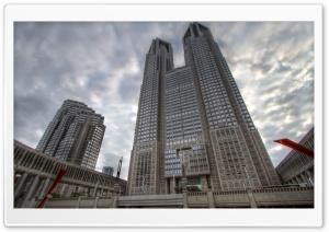 Building in Tokyo Ultra HD Wallpaper for 4K UHD Widescreen desktop, tablet & smartphone