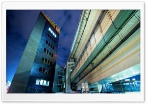 Buildings, City of Yokohama, Japan Ultra HD Wallpaper for 4K UHD Widescreen desktop, tablet & smartphone