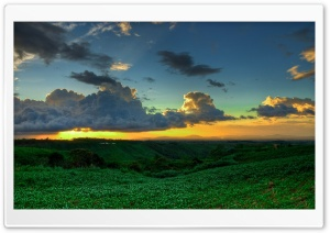 Bukidnon, Philippines HD Wide Wallpaper for Widescreen