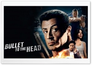 Bullet to the Head Movie Ultra HD Wallpaper for 4K UHD Widescreen desktop, tablet & smartphone