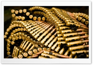 Bullets Ultra HD Wallpaper for 4K UHD Widescreen desktop, tablet & smartphone