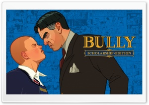 Bully Scholarship Edition HD Wide Wallpaper for Widescreen
