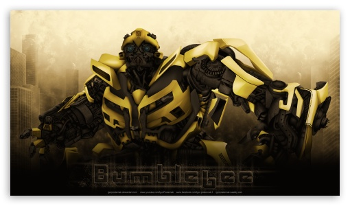 Bumblebee HD wallpaper for HD 16:9 High Definition WQHD QWXGA 1080p 900p 720p QHD nHD ; UHD 16:9 WQHD QWXGA 1080p 900p 720p QHD nHD ; Mobile 16:9 - WQHD QWXGA 1080p 900p 720p QHD nHD ;