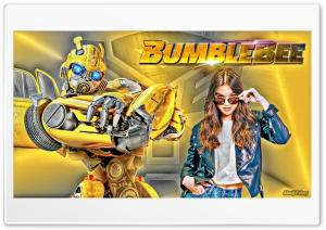 Bumblebee Ultra HD Wallpaper for 4K UHD Widescreen desktop, tablet & smartphone