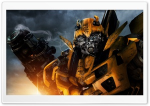 Bumblebee   Transformers HD Wide Wallpaper for Widescreen