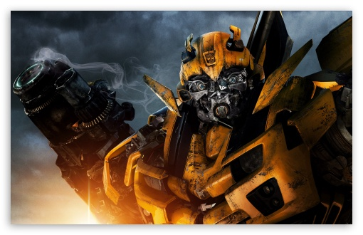 Bumblebee   Transformers HD wallpaper for Standard 4:3 Fullscreen UXGA XGA SVGA ; Wide 16:10 5:3 Widescreen WHXGA WQXGA WUXGA WXGA WGA ; HD 16:9 High Definition WQHD QWXGA 1080p 900p 720p QHD nHD ; Other 3:2 DVGA HVGA HQVGA devices ( Apple PowerBook G4 iPhone 4 3G 3GS iPod Touch ) ; Mobile VGA WVGA iPhone iPad PSP - VGA QVGA Smartphone ( PocketPC GPS iPod Zune BlackBerry HTC Samsung LG Nokia Eten Asus ) WVGA WQVGA Smartphone ( HTC Samsung Sony Ericsson LG Vertu MIO ) HVGA Smartphone ( Apple iPhone iPod BlackBerry HTC Samsung Nokia ) Sony PSP Zune HD Zen ;