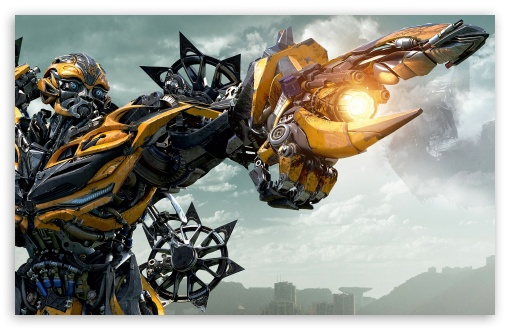 Download Bumblebee Transformers Age Of Extinction HD Wallpaper