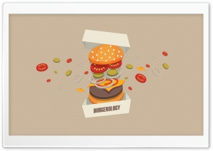 Burgerology HD Wide Wallpaper for Widescreen
