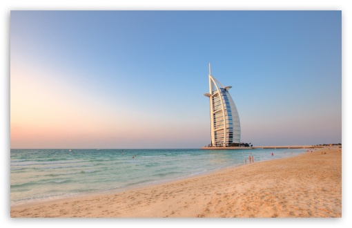 Burj al arab hotel dubai 4k hd desktop wallpaper for - Burj al arab wallpaper iphone ...