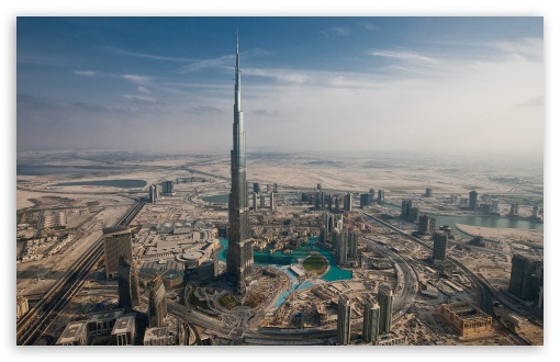 Burj Khalifa, Dubai, United Arab Emirates HD wallpaper for Wide 16:10 5:3 Widescreen WHXGA WQXGA WUXGA WXGA WGA ; HD 16:9 High Definition WQHD QWXGA 1080p 900p 720p QHD nHD ; Standard 4:3 5:4 Fullscreen UXGA XGA SVGA QSXGA SXGA ; iPad 1/2/Mini ; Mobile 4:3 5:3 16:9 5:4 - UXGA XGA SVGA WGA WQHD QWXGA 1080p 900p 720p QHD nHD QSXGA SXGA ;