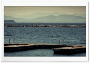 Burlington, Vermont HD Wide Wallpaper for Widescreen