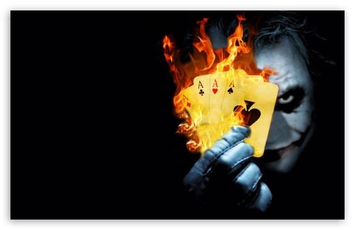 Burning Poker Joker HD wallpaper for Wide 16:10 5:3 Widescreen WHXGA WQXGA WUXGA WXGA WGA ; HD 16:9 High Definition WQHD QWXGA 1080p 900p 720p QHD nHD ; Standard 4:3 5:4 3:2 Fullscreen UXGA XGA SVGA QSXGA SXGA DVGA HVGA HQVGA devices ( Apple PowerBook G4 iPhone 4 3G 3GS iPod Touch ) ; Tablet 1:1 ; iPad 1/2/Mini ; Mobile 4:3 5:3 3:2 16:9 5:4 - UXGA XGA SVGA WGA DVGA HVGA HQVGA devices ( Apple PowerBook G4 iPhone 4 3G 3GS iPod Touch ) WQHD QWXGA 1080p 900p 720p QHD nHD QSXGA SXGA ;