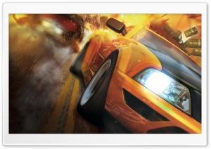 Burnout Revenge Cars Ultra HD Wallpaper for 4K UHD Widescreen desktop, tablet & smartphone