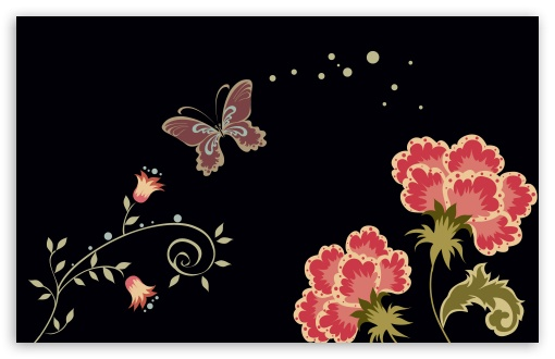 Butterfly And Carnation Flowers HD wallpaper for Wide 16:10 5:3 Widescreen WHXGA WQXGA WUXGA WXGA WGA ; HD 16:9 High Definition WQHD QWXGA 1080p 900p 720p QHD nHD ; Standard 4:3 5:4 3:2 Fullscreen UXGA XGA SVGA QSXGA SXGA DVGA HVGA HQVGA devices ( Apple PowerBook G4 iPhone 4 3G 3GS iPod Touch ) ; iPad 1/2/Mini ; Mobile 4:3 5:3 3:2 16:9 5:4 - UXGA XGA SVGA WGA DVGA HVGA HQVGA devices ( Apple PowerBook G4 iPhone 4 3G 3GS iPod Touch ) WQHD QWXGA 1080p 900p 720p QHD nHD QSXGA SXGA ;