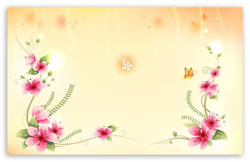 Butterfly And Flowers Illustration HD wallpaper for Wide 16:10 5:3 Widescreen WHXGA WQXGA WUXGA WXGA WGA ; HD 16:9 High Definition WQHD QWXGA 1080p 900p 720p QHD nHD ; Standard 3:2 Fullscreen DVGA HVGA HQVGA devices ( Apple PowerBook G4 iPhone 4 3G 3GS iPod Touch ) ; Tablet 1:1 ; iPad 1/2/Mini ; Mobile 4:3 5:3 3:2 16:9 - UXGA XGA SVGA WGA DVGA HVGA HQVGA devices ( Apple PowerBook G4 iPhone 4 3G 3GS iPod Touch ) WQHD QWXGA 1080p 900p 720p QHD nHD ;