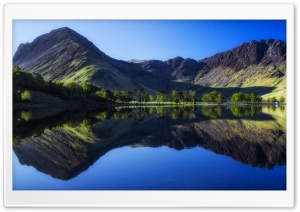 Buttermere, Lake District, England HD Wide Wallpaper for Widescreen