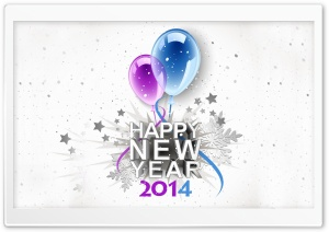 Bye Bye 2013 Welcome 2014 HD Wide Wallpaper for Widescreen