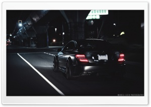C63 AMG HD Wide Wallpaper for Widescreen