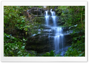 Cachoeira - Waterfall 3 HD Wide Wallpaper for Widescreen