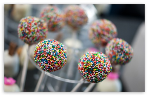 Cake Pops ❤ 4K UHD Wallpaper for Wide 16:10 5:3 Widescreen WHXGA WQXGA WUXGA WXGA WGA ; 4K UHD 16:9 Ultra High Definition 2160p 1440p 1080p 900p 720p ; UHD 16:9 2160p 1440p 1080p 900p 720p ; Standard 4:3 5:4 3:2 Fullscreen UXGA XGA SVGA QSXGA SXGA DVGA HVGA HQVGA ( Apple PowerBook G4 iPhone 4 3G 3GS iPod Touch ) ; Tablet 1:1 ; iPad 1/2/Mini ; Mobile 4:3 5:3 3:2 16:9 5:4 - UXGA XGA SVGA WGA DVGA HVGA HQVGA ( Apple PowerBook G4 iPhone 4 3G 3GS iPod Touch ) 2160p 1440p 1080p 900p 720p QSXGA SXGA ; Dual 5:4 QSXGA SXGA ;