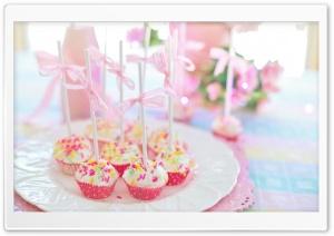 Cake Pops Ultra HD Wallpaper for 4K UHD Widescreen desktop, tablet & smartphone