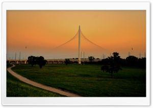 Calatrava Bridge HD Wide Wallpaper for Widescreen