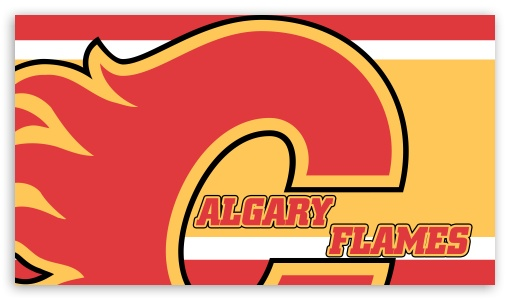 Calgary Flames HD wallpaper for HD 16:9 High Definition WQHD QWXGA 1080p 900p 720p QHD nHD ; Mobile 16:9 - WQHD QWXGA 1080p 900p 720p QHD nHD ;