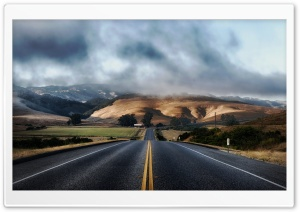 California Road HD Wide Wallpaper for Widescreen