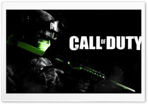 Call of Duty HD Wide Wallpaper for Widescreen