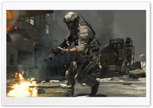 Call Of Duty 3 HD Wide Wallpaper for Widescreen