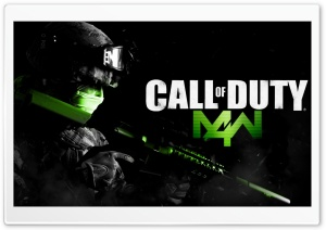 Call of Duty - Modern Warfare 4 HD Wide Wallpaper for Widescreen