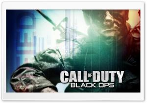 Call of Duty: Black Ops HD Wide Wallpaper for 4K UHD Widescreen desktop & smartphone