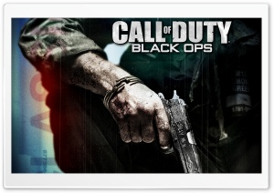 Call of Duty: Black Ops HD Wide Wallpaper for Widescreen